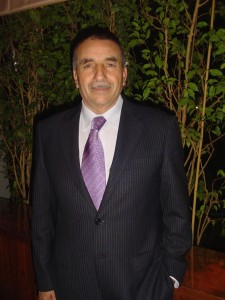Il presidente provinciale Cna Giuseppe Massari
