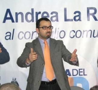 Andrea La Rosa capogruppo Ncd - Sviluppo Ibleo