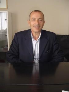 Il presidente dell'Ordine Giuseppe Cucuzzella
