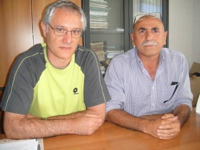 Giorgio Stracquadanio e Giuseppe Santocono