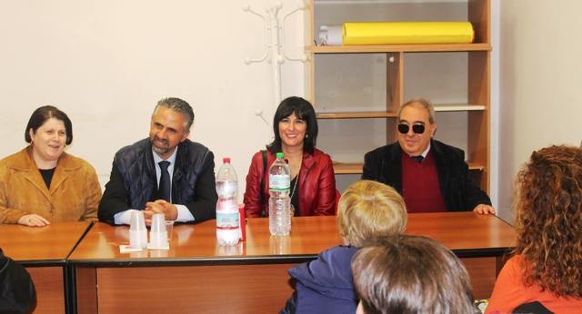 Inaugurazione sottosezione unione ciechi italiani for Ciechi in italia