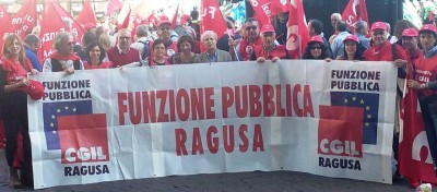 Manifestazione nazionale del Pubblico impiego