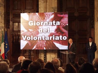 Il-Presidente-della-Repubblica-Giorgio-Napolitano-nella-Giornata-internazionale-del-volontariato-2009