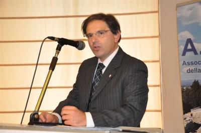Il presidente Ordine commercialisti Ragusa Daniele Manenti