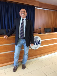 Il presidente provinciale Cna Ragusa Giuseppe Santocono