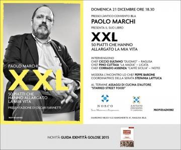 foto Paolo Marchi presenta il suo libro XXl a Ragusa