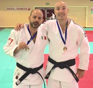 Danilo Occhipinti e Salvo Miciluzzo
