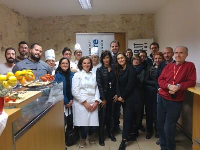 I protagonisti della giornata di ieri a Jobbing Centre Ragusa