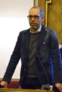 Il consigliere comunale Gianluca Morando (1)