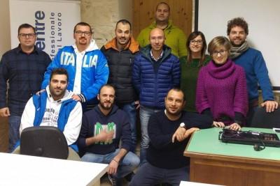 Lo staff di Jobbing Centre Ragusa