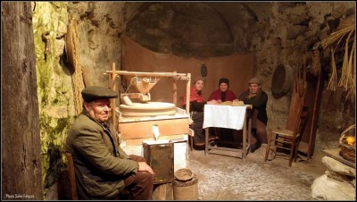 Monterosso 2015 si prepara il pane