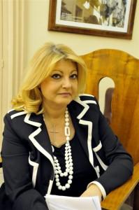Il presidente della commissione Trasparenza Elisa Marino