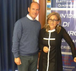 Giorgio Biazzo e Antonella Caldarera (2)