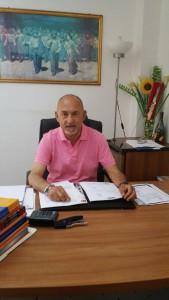 Il presidente Ebt Angelo Gulizia