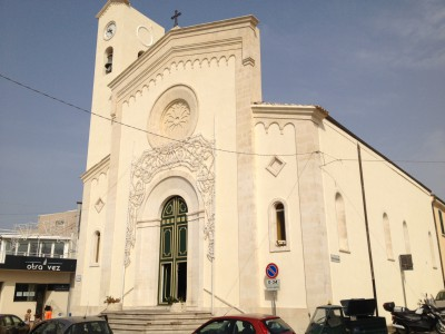 La parrocchia di Santa Maria di Portosalvo