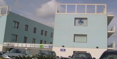 La sede Cna a Ragusa