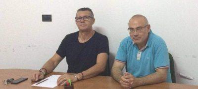 Daniele Russino e Raffaele Giallongo