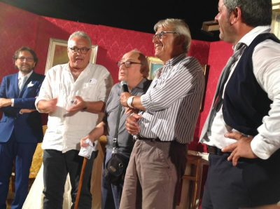 Festival del teatro comico Astorina, Perracchio e Nicastro (1)