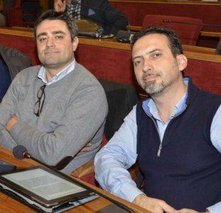 Mario D'Asta e Mario Chiavola