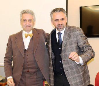 Maurizio-Aricò-e-il-Sindaco-Abbate