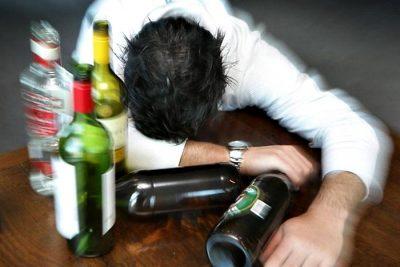 Immagine alcolismo