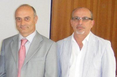 Maurizio Scalone e Vittorio Schininà