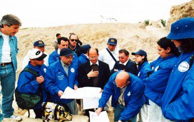 Ricerca a Cartagine Missione Italiana 1