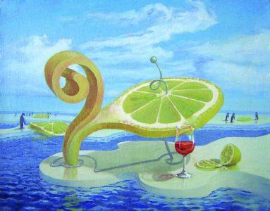 World-Full-of-Lemons-By-Surrealist-Painter-Vitaly-Urzhumov__880