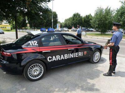 Carabinieri-blocco