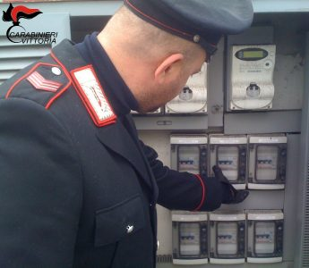 Comiso (RG) Carabinieri arresti furto energia elettrica