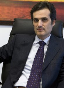 Foto Presidente Ing. TAVERNITI Enzo