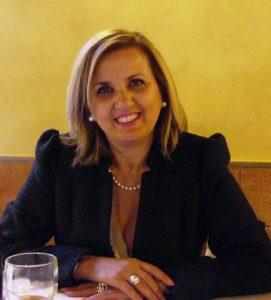 La presidente Agata Giaquinta Iacono