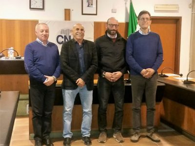 Garofalo, Santocono, Pannuzzo, Brancati