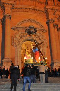 La Settimana Santa a Ragusa Ibla 1