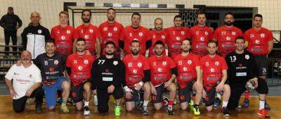 La squadra Andrea Licitra di Pallamano