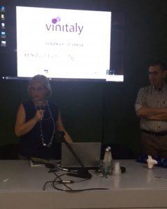 Rosa Chiaramonte e Giuseppe Cicero a Verona