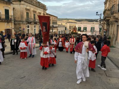 Settimana Santa 2017 la processione della Maddalena