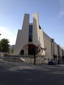 La chiesa di San Giuseppe artigiano a Ragusa