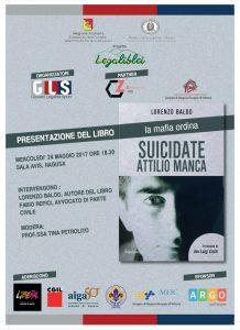 Locandina _Suicidate Attilio Manca
