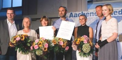 Premio della pace 2016
