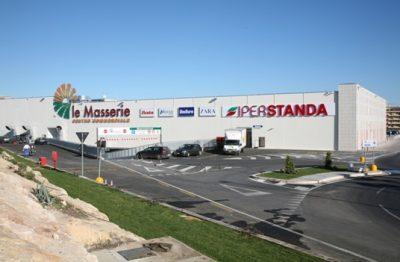 Centro commerciale Le Masserie Ragusa