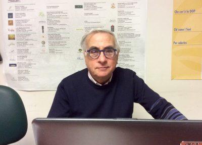 Il presidente Giuseppe Arezzo