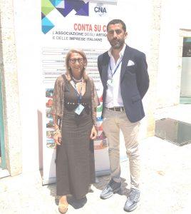 Antonella Caldarera e Santi Tiralosi
