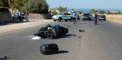 Incidente stradale 14 luglio 2017