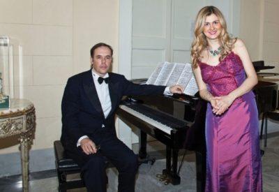 Ilaria Iaquinta e Giacomo Serra