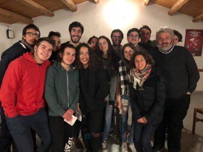 Circolo di Vittorio, studenti medi